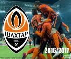 Shakhtar Donetsk, campeão 2016-17