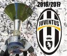 Juventus, campeão de 2016-2017