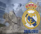 Real Madrid, campeão 2016-2017
