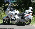 Moto de Polícia, Roménia