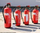 Puzle Extintores de incêndio