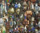 Lâmpadas marroquinas