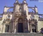 Puzle Catedral de Jerez de la Frontera, Espanh