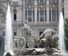 Fonte de Cibeles, Madrid