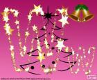 Letra W de Natal