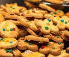 Biscoitos decorados, Natal