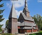 Igreja de madeira, Alemanha