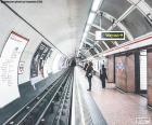 Estação de metro de Londres