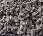 Pedras para pavimentação