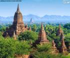 Edifícios religiosos de Bagan, Myanmar