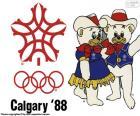Jogos Olímpicos Calgary 1988