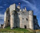 Puzle Castelo de Mirów, Polónia