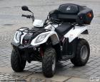 ATV ou quadriciclo