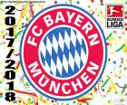 Bayern, Bundesliga 2017-2018