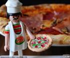 Pizza de Playmobil