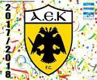 AEK Atenas, Super Lig 2017-18