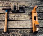 Ferramentas para trabalhar madeira