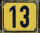 Número treze