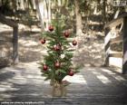 Puzle Pequena árvore de Natal