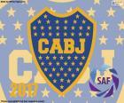 Boca Juniors, campeão de 2016-2017