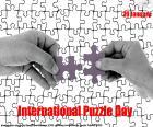 Dia internacional do quebra-cabeça