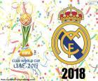 Real Madrid, campeão do mundo de 2018