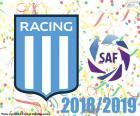 Racing Club, campeão 2018-2019