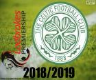 Celtic FC, campeão 2018-2019