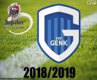 KRC Genk, campeão 2018-2019
