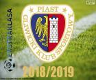 GKS Piast Gliwice é o novo campeão da Ekstraklasa, 2018-2019, na primeira divisão do futebol profissional na Polónia