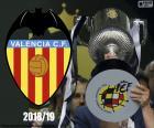 Valencia CF, Copa del Rey 2018-19