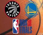 Raptors-Warriors, finais da NBA de 2019