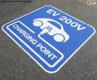 Carregamento de carros elétricos