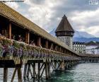 Kapellbrücke, Suíça