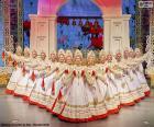 Beriozka, dança russa clássica