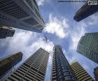 Arranha-céus de Cingapura