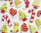 Lindos biscoitos de Natal