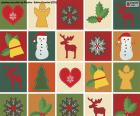Papel motivo de Natal