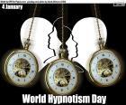 Dia Mundial da Hipnose