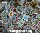 Dia do Selo postal