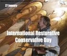 Dia Internacional conservador restaurativo