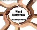 Dia Mundial da Hanseníase