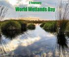 Dia Mundial das Zonas Úmidas