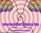 Dia Internacional da Epilepsia