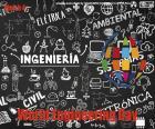 Dia Mundial da Engenharia para o Desenvolvimento Sustentável