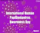 Dia Internacional de Conscientização do Papilomavírus Humano