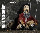 Dia Mundial das Marionetes