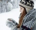 Bebida quente para frio