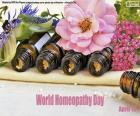Dia Internacional da Homeopatia