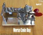 Dia do Código Morse